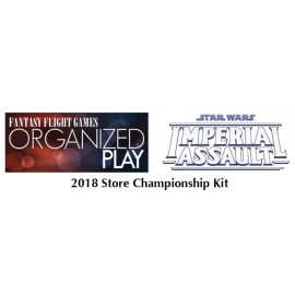 Star Wars Imperial Assault 2018 Store Championship Kit