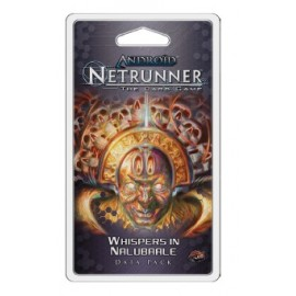 Android: Netrunner LCG: Whispers in Nalubaale Data Pack