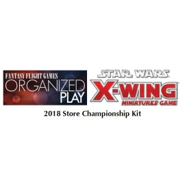 Star Wars X-wing 2018 Store Championship Kit