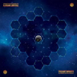 Twilight Imperium 4th Edition Galactic Game Mat