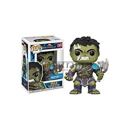Marvel 249 POP - Thor Ragnarok - Gladiator Hulk no Helmet EXC