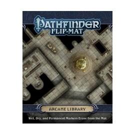 Pathfinder Flip-Mat: Arcane Library