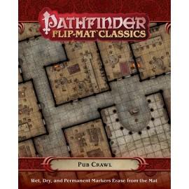 Pathfinder Flip-Mat Classics: Pub Crawl