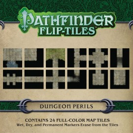Pathfinder Flip-Tiles: Dungeon Perils Expansion