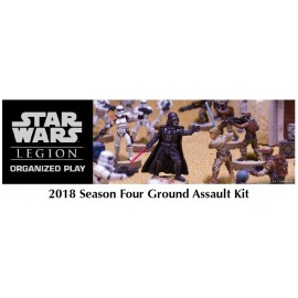Star Wars Legion 2018 Season Four Ground Assault Kit