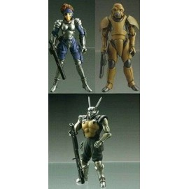 Appleseed Repaint Version Figure As