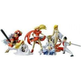 Orion Figure Collection Display 12p