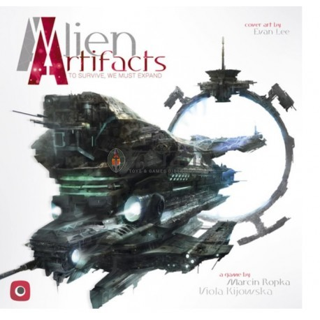 Alien Artifacts DE