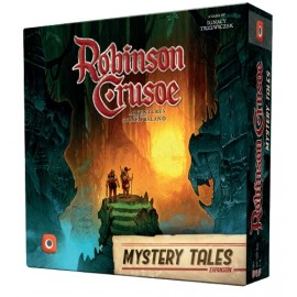 Robinson Crusoe: Mystery Tales Expansion