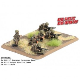 Motor Rifle Heavy Weapons (Plastic)