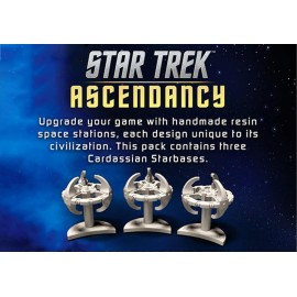 Star Trek Ascendancy Cardassian Starbases