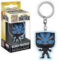 POP - Keychain - Marvel - Black Panther GLOW