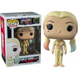 Heroes 105 POP - Suicide Squad Harley Quinn Inmate LIMITED