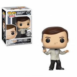 Movies 525 POP - James Bond - Roger Moore with Tux EXC