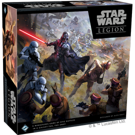 A Window to the Star Wars Galaxy Prints: Star Wars Legion