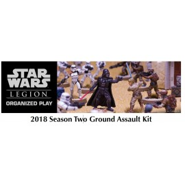 Star Wars Legion 2018 Season Two Ground Assault Kit