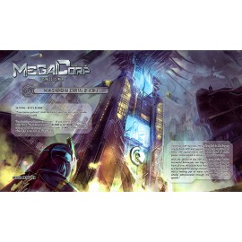 MegaCorp - Business is War - Random Playmat
