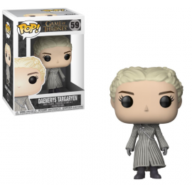 Game of Thrones 59 POP - Daenerys in White Coat