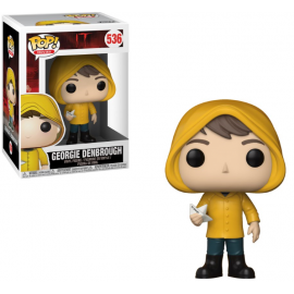 Movies 536 POP - IT - Georgie with Boat