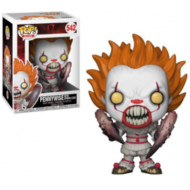 Movies 542 POP - IT - Pennywise - Crab Legs