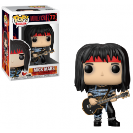 Rocks 72 POP - Mötley Crüe - Mick Mars