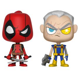 """Vynl. 4"""" - Deadpool & Cable - 2-pack"""