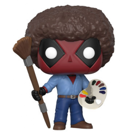 Marvel ??? POP - Deadpool Playtime - 70's with Afro
