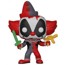 Marvel 322 POP - Deadpool Clown