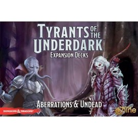 D&D Tyrants of the Underdark exp Aberrations and Undead