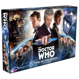 Docter Who Time of the Daleks boardgame