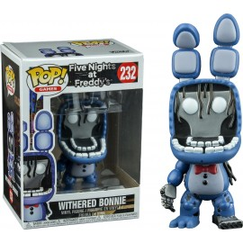 Games 232 POP - FNAF - Withered Bonnie EXC