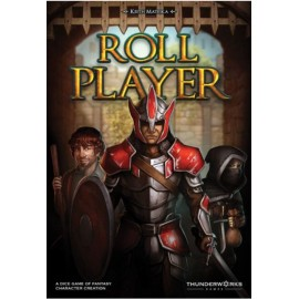 Roll Player (Boxed Board Game)