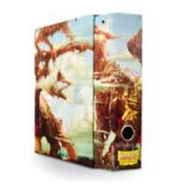 Dragon Shield Slipcase Binder 'Rodinion'