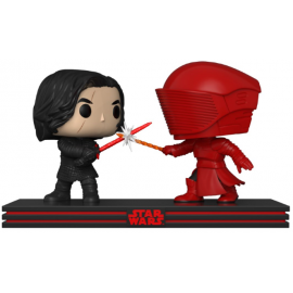Star Wars Movie Moment - The Last Jedi - Kylo & Praetorian Guard