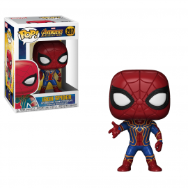 Marvel 287 POP - Avengers Infinity War - Iron Spider