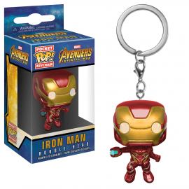 POP Keychain - Marvel - Avengers Infinity War - Iron Man