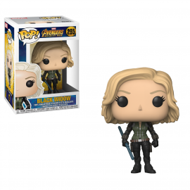 Marvel 295 POP - Avengers Infinity War - Black Widow
