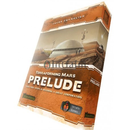 Terraforming Mars Prelude NL