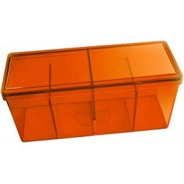 Dragon Shield Storage Box w. Four Comp Orange