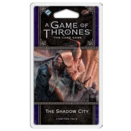 A Game of Thrones LCG 2nd Edition: The Shadow City Chapter Pack