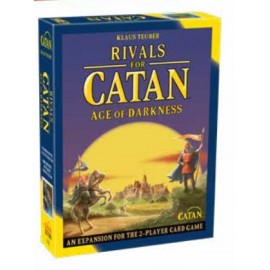 Rivals for Catan: Age of Darkness (revised) Expansion