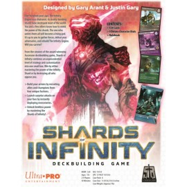 Shards of Infinity: Deckbuilding Game