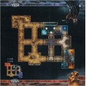 Star Wars: Imperial Assault: Mos Eisley Back Alleys Skirmish Map