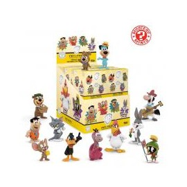 Mystery Mini Figures Display - Saturday Morning Cartoons (12)