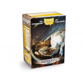 Dragon Shield: ART Sleeves Classic (100) Nidhogg