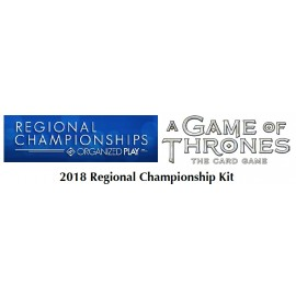 A Game of Thrones: The Card Game 2018 Regional Championship Kit