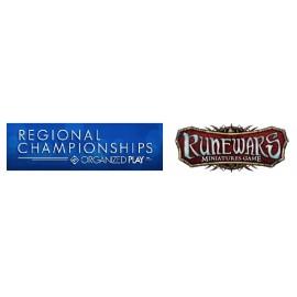 Runewars Miniatures Game 2018 Regional Championship Kit