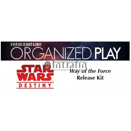 Star Wars: Destiny Way of the Force Release Kit