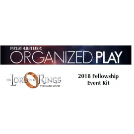 The Lord of the Rings: The Card Game Fellowship Event Kit 2018