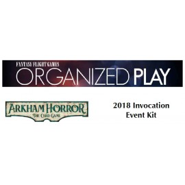 Arkham Horror: The Card Game Invocation Event Kit 2018
